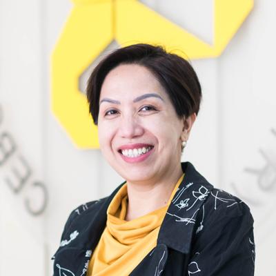 Ms. Ma. Aleta Dela Calzada