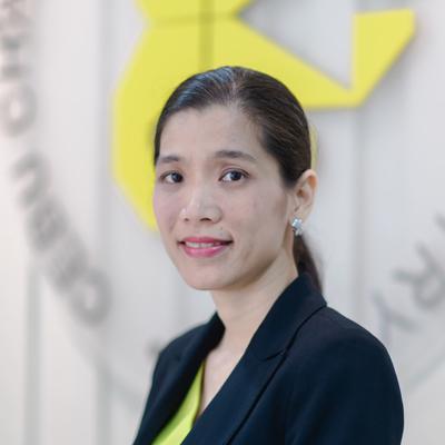 Ms. Katherine K. Cheng