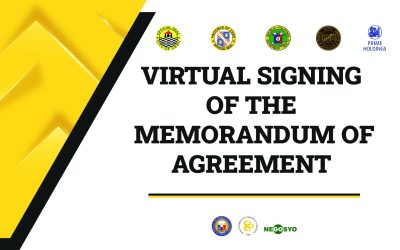 Virtual Signing of the Memorandum of Agreement on the installation of the Hemodialysis Center
