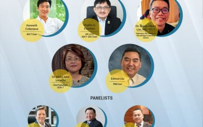 """Project Balik Buhay Webinar """"Back to Business, Back to Work: Building Market Confidence with Safer Workplaces"""""""
