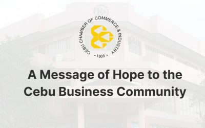 A Message of Hope to the Cebu Business Community