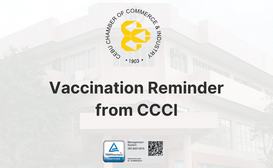 Vaccination Reminder from CCCI