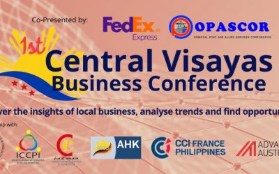 SAVE THE DATE! JOIN THE CENTRAL VISAYAS BUSINESS CONFERENCE ON SEPT. 30!