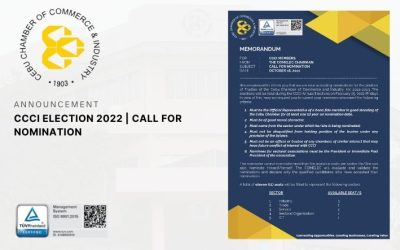 CCCI ELECTION 2022 | CALL FOR NOMINATION